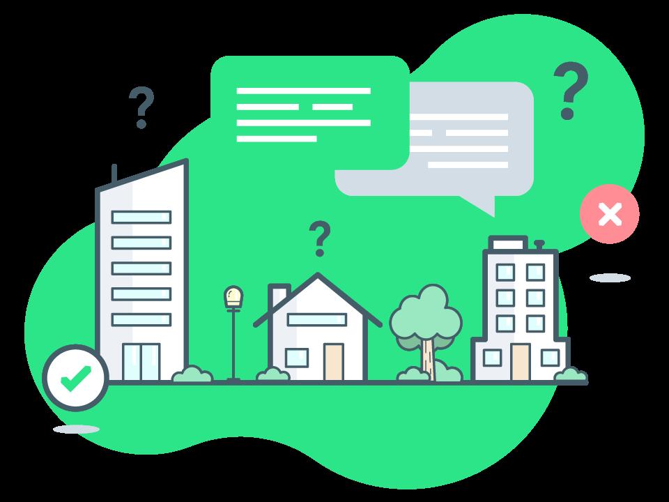 Fragen und Antworten rund um den Immobilienverkauf